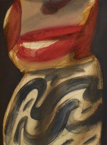 2D, 2007 Huile sur toile 162 x 130 cm - Arte Latinoamericano Paris