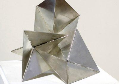 Bicho, 1960 Aluminium 23 x 27 x 28,5 cm