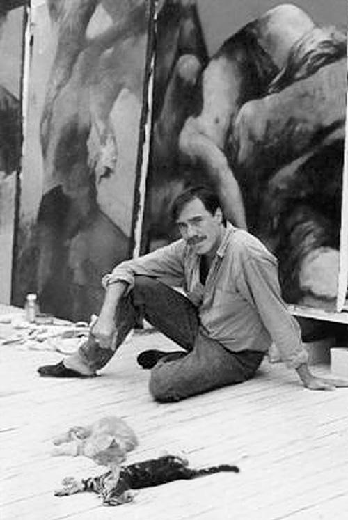 Luis Caballero - Arte Latinoamericano Paris