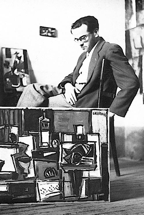 Sergio de Castro - Arte Latinoamericano Paris