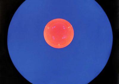 Espaces chromatiques complémentaires, 1969 Technique mixte 62 x 60 x 56 cm
