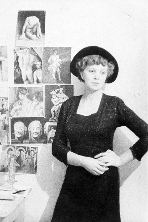 Leonor Fini - Arte Latinoamericano Paris