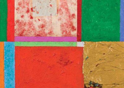 Illuminaria, 1997 Huile sur toile 35 x 26 cm