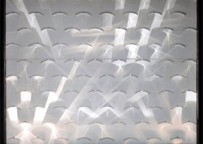 Instabilité proposition architecturale, 1963 Technique mixte 100 x 150 cm
