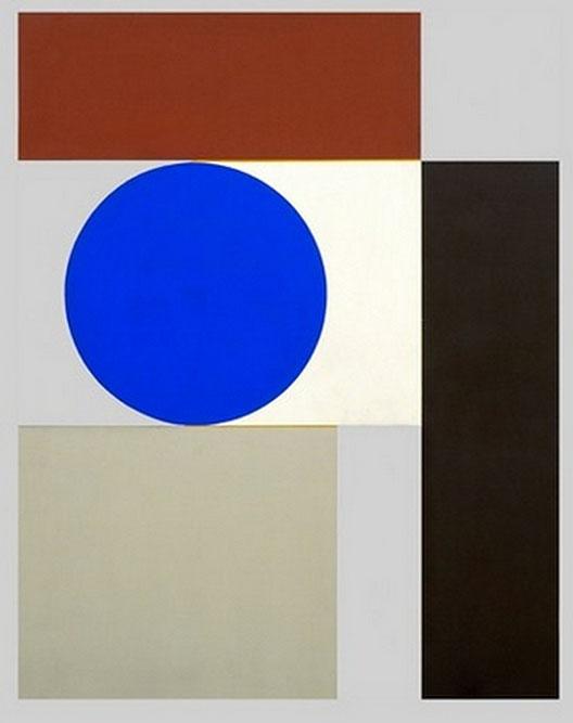 Itapey, 1999 Acrylique sur bois 125 x 88 cm