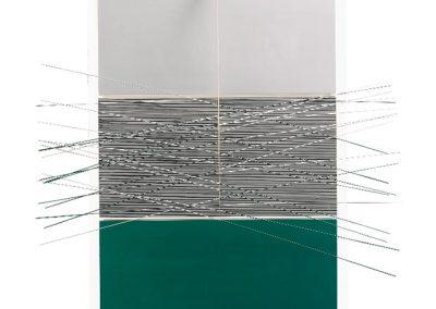 N°1923, 1969 Technique mixte 107 x 72 cm