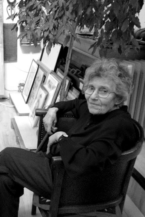 Gina Pellón - Arte Latinoamericano Paris