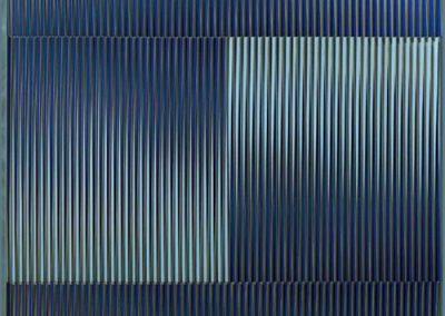 Physichromie 1186, 1982 Technique mixte 180 x 135 cm