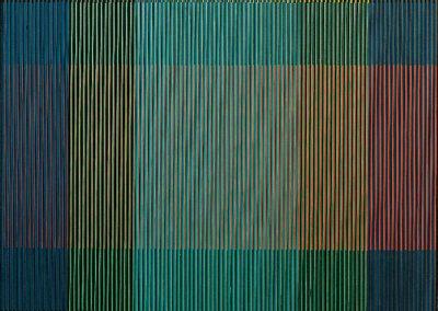 Physichromie 579, 1972 Technique mixte 71 x 71 cm