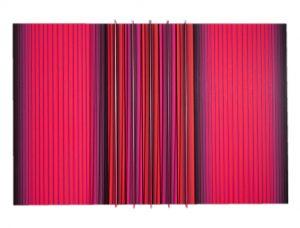 Prochromatique n°1062, 2009 Technique mixte 65 x 99 cm
