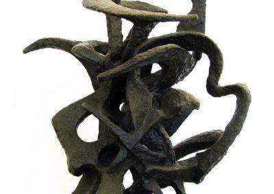 Rugby, 1924 Bronze 113 x 85 x 71 cm