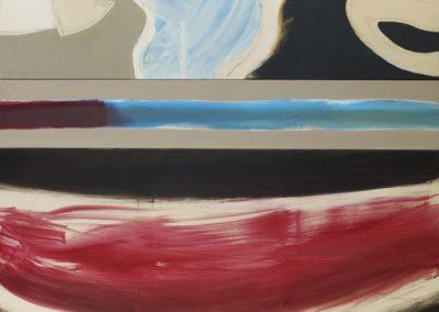 La boca, 2009 Huile sur toile 187x195 cm - Arte Latinoamericano Paris
