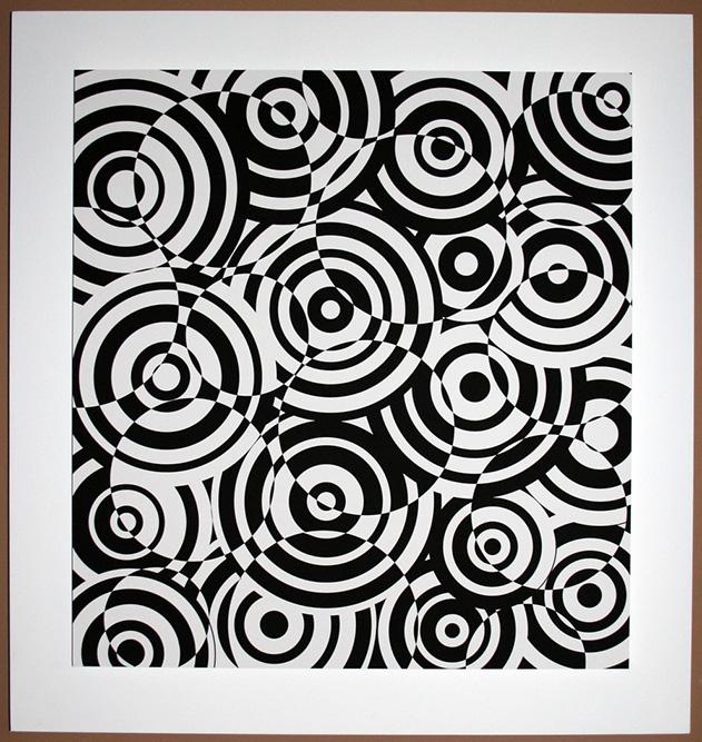 Sans titre, 1959 Gouache sur carton 20 x 20 cm