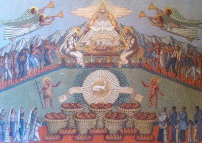 Série religieuse 3, 1943 Huile sur toile 140 x 210 cm
